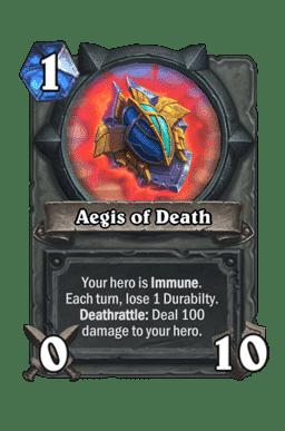 Aegis of Death
