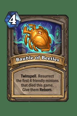 Bauble of Beetles
