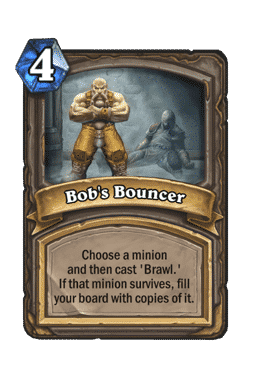 Bob's Bouncer