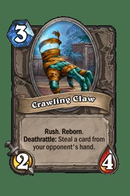 Crawling Claw