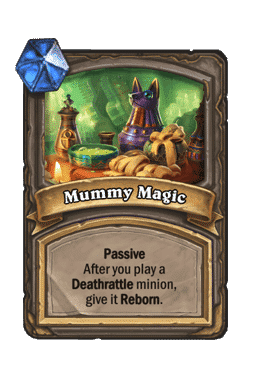 Mummy Magic