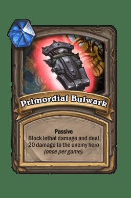 Primordial Bulwark