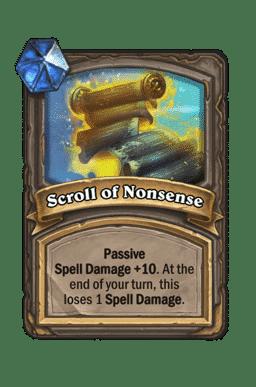 Scroll of Nonsense