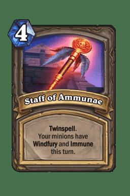 Staff of Ammunae