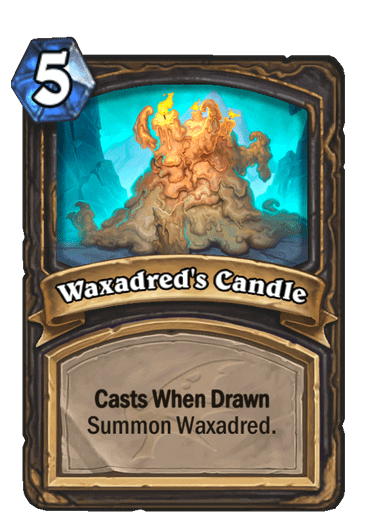 Waxadred's Candle