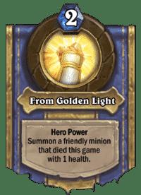 From Golden Light