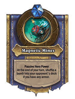 Magnetic Mines