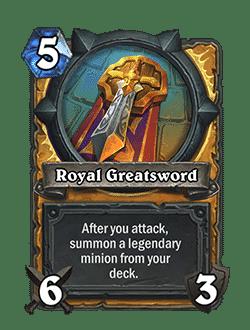 Royal Greatsword