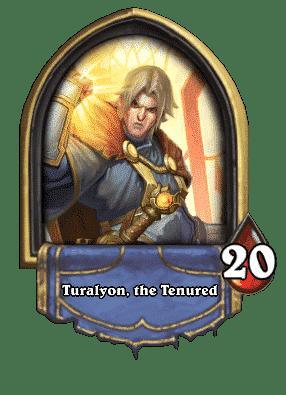 Paladin - Turalyon, the Tenured