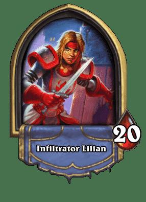 Rogue - Infiltrator Lilian