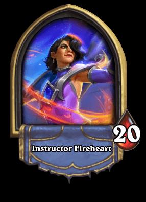 Shaman - Instructor Fireheart